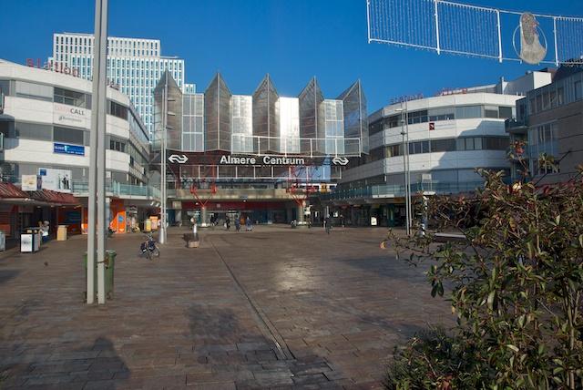 1. Almere Centrum