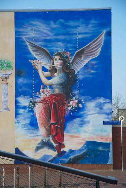 3. Muurschildering*