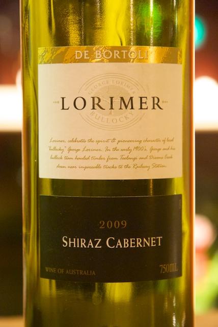 14. Lorimer*