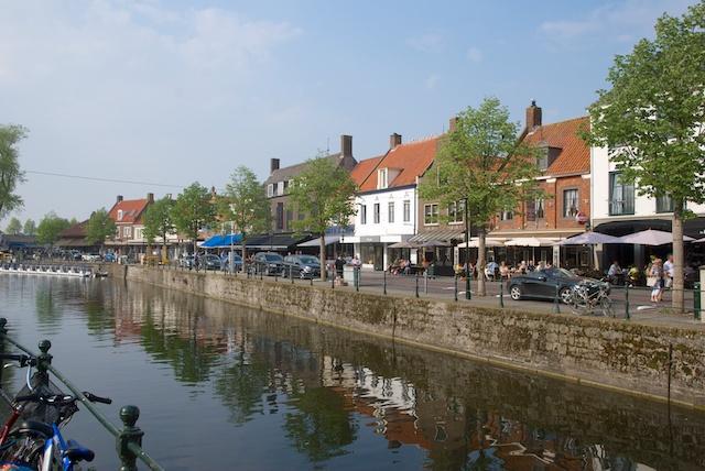 18. Kanaal Brugge-Sluis