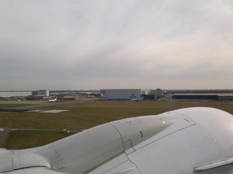 15. Take-off
