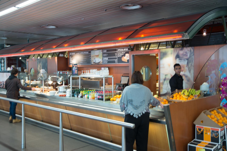 4. Restaurant