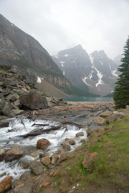 799. Lake Moraine*