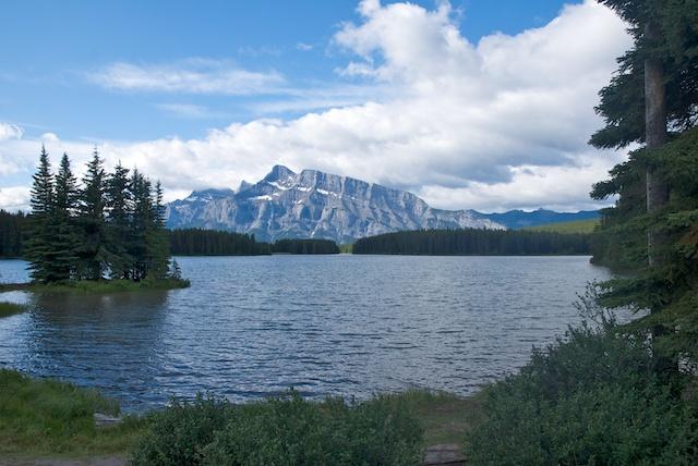 822. Two Jack Lake
