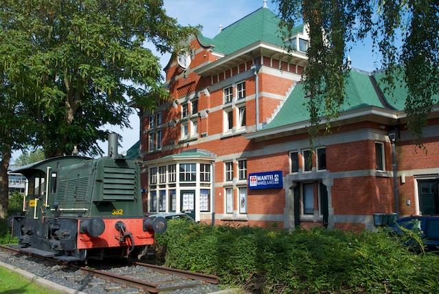 19. Station Aalsmeer