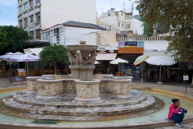 21. Morozini fontein