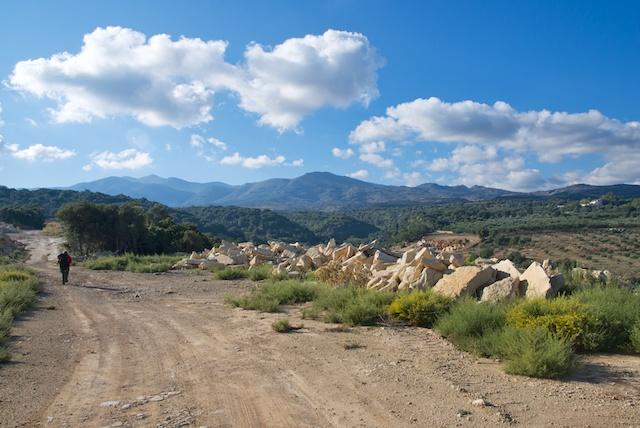 223. Dirt road