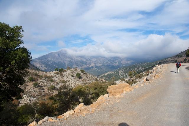 384. Dirt road