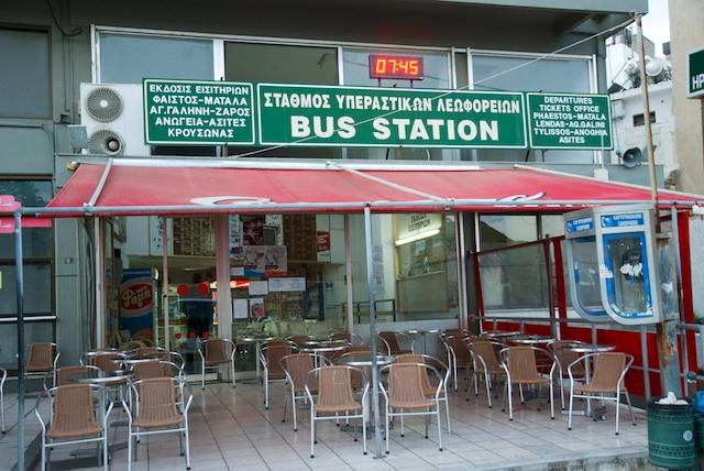 404. Busstation