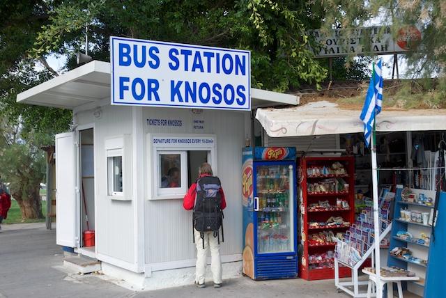 468. Busstation