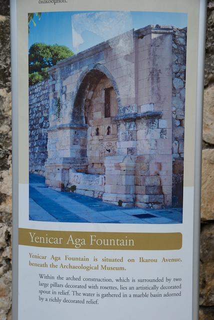 517. Yenicar Aga Fontein*