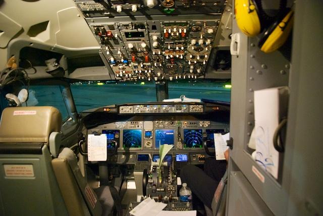 543. Cockpit