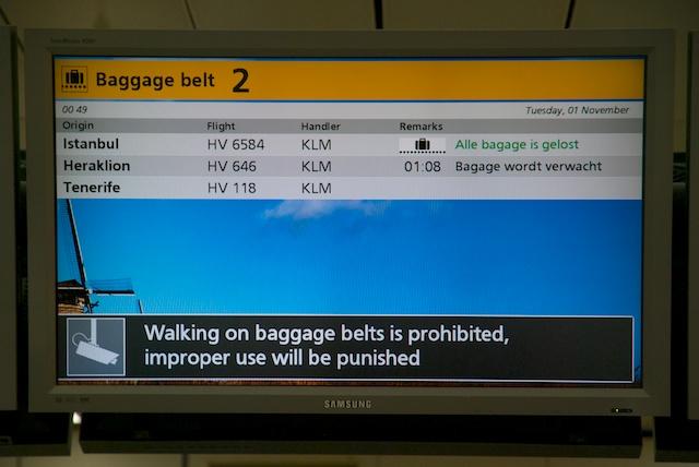 545. Bagageband