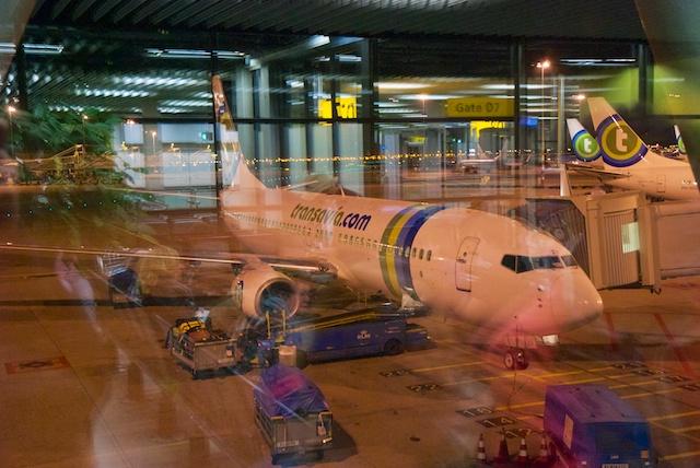 7. Vliegtuig