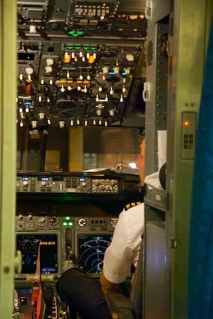 8. Flight deck*