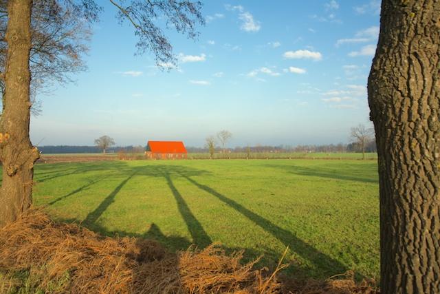 14. Landbouwgebied
