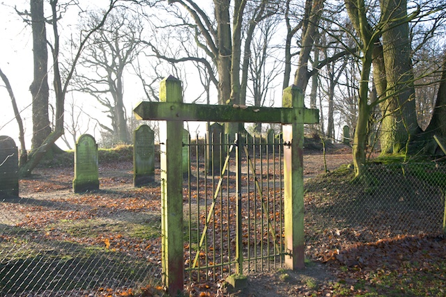 3. Joods kerkhof