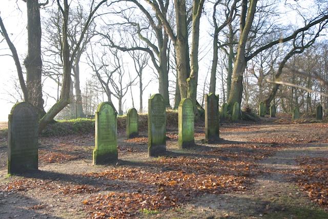 4. Joods kerkhof