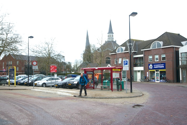 91. Busstation