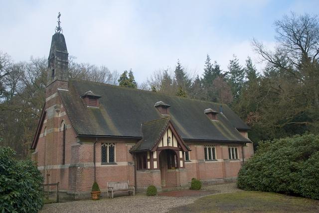 04. Mary's Chapel
