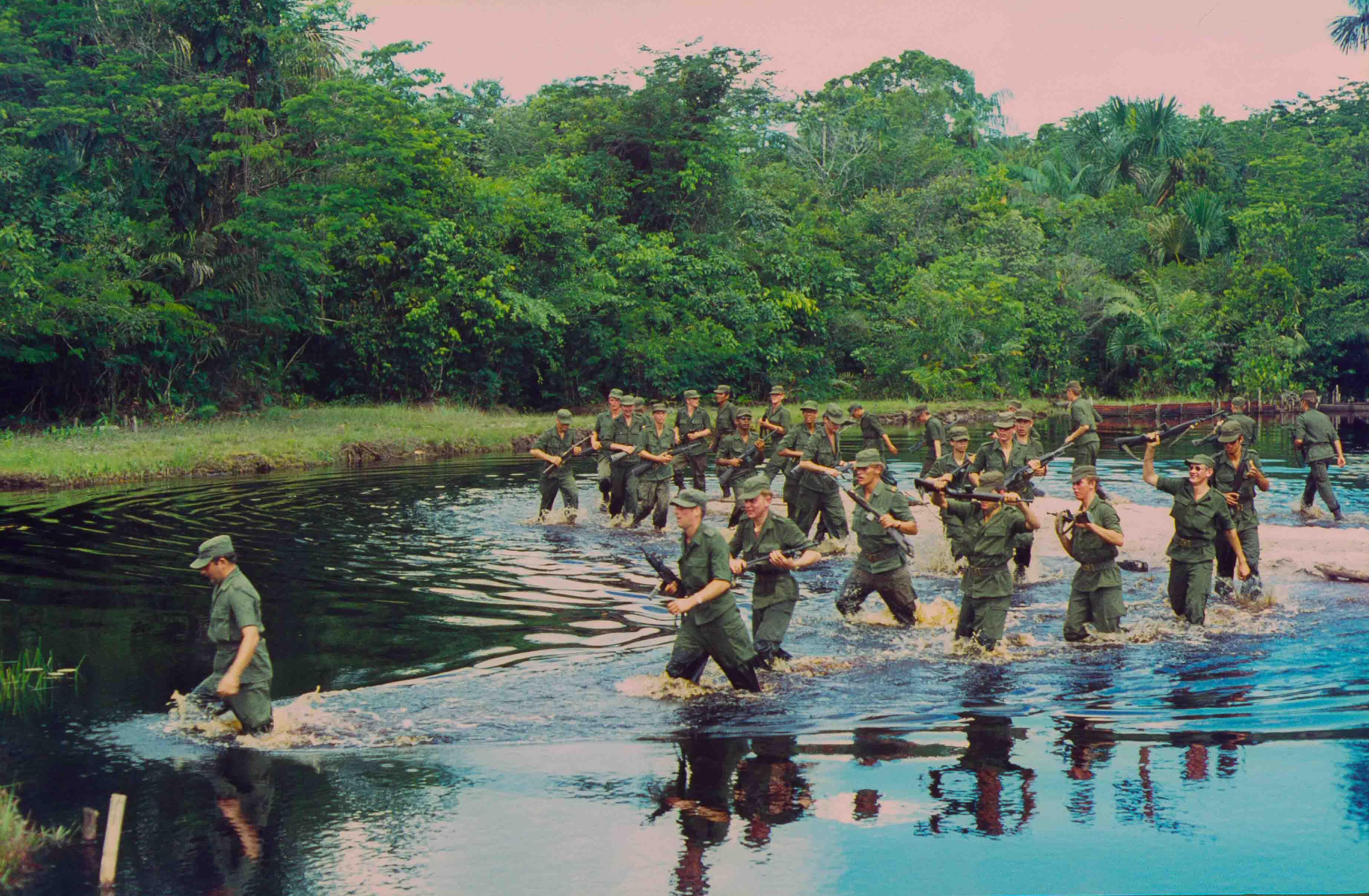 105. Suriname
