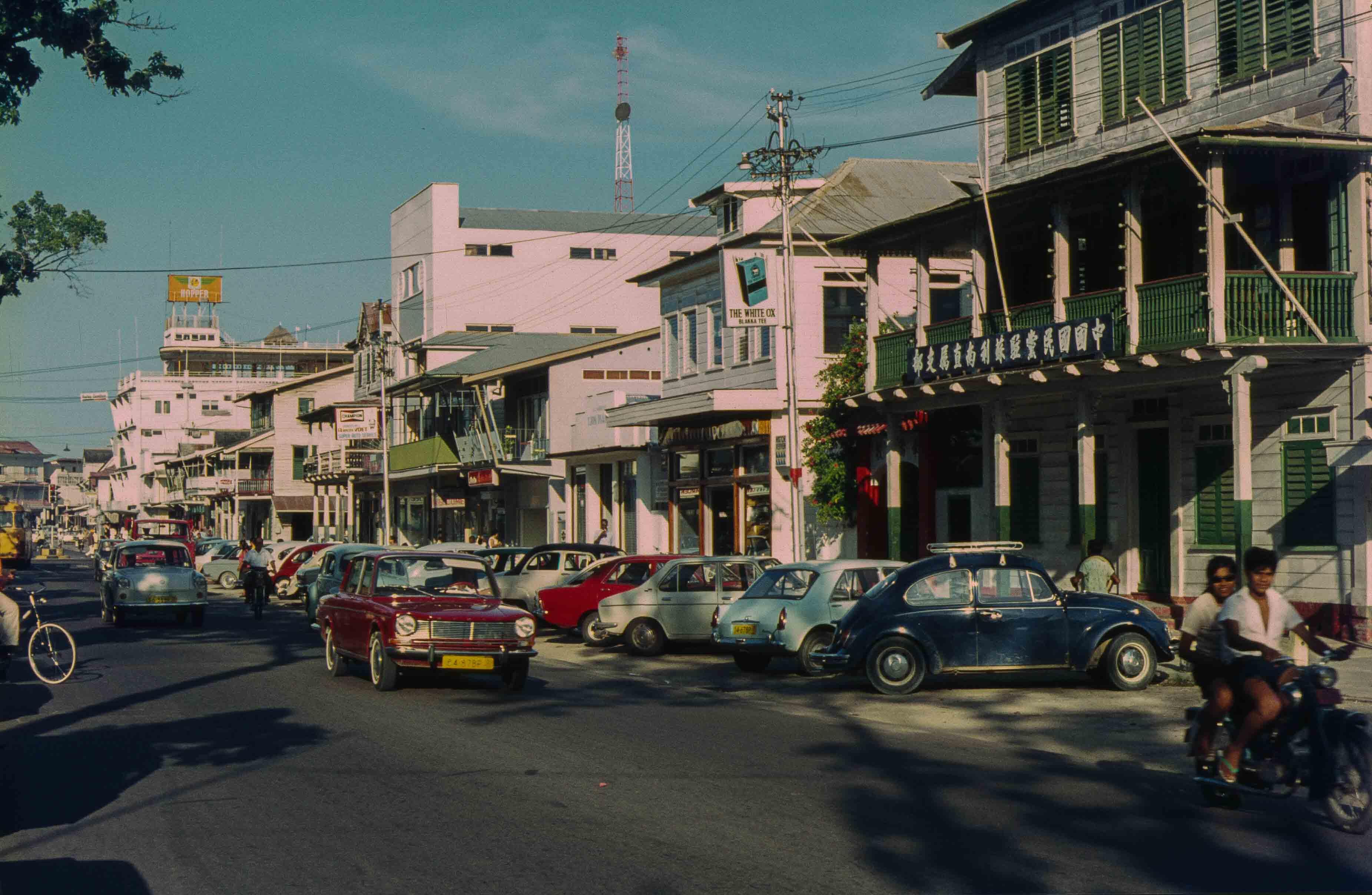 153. Suriname