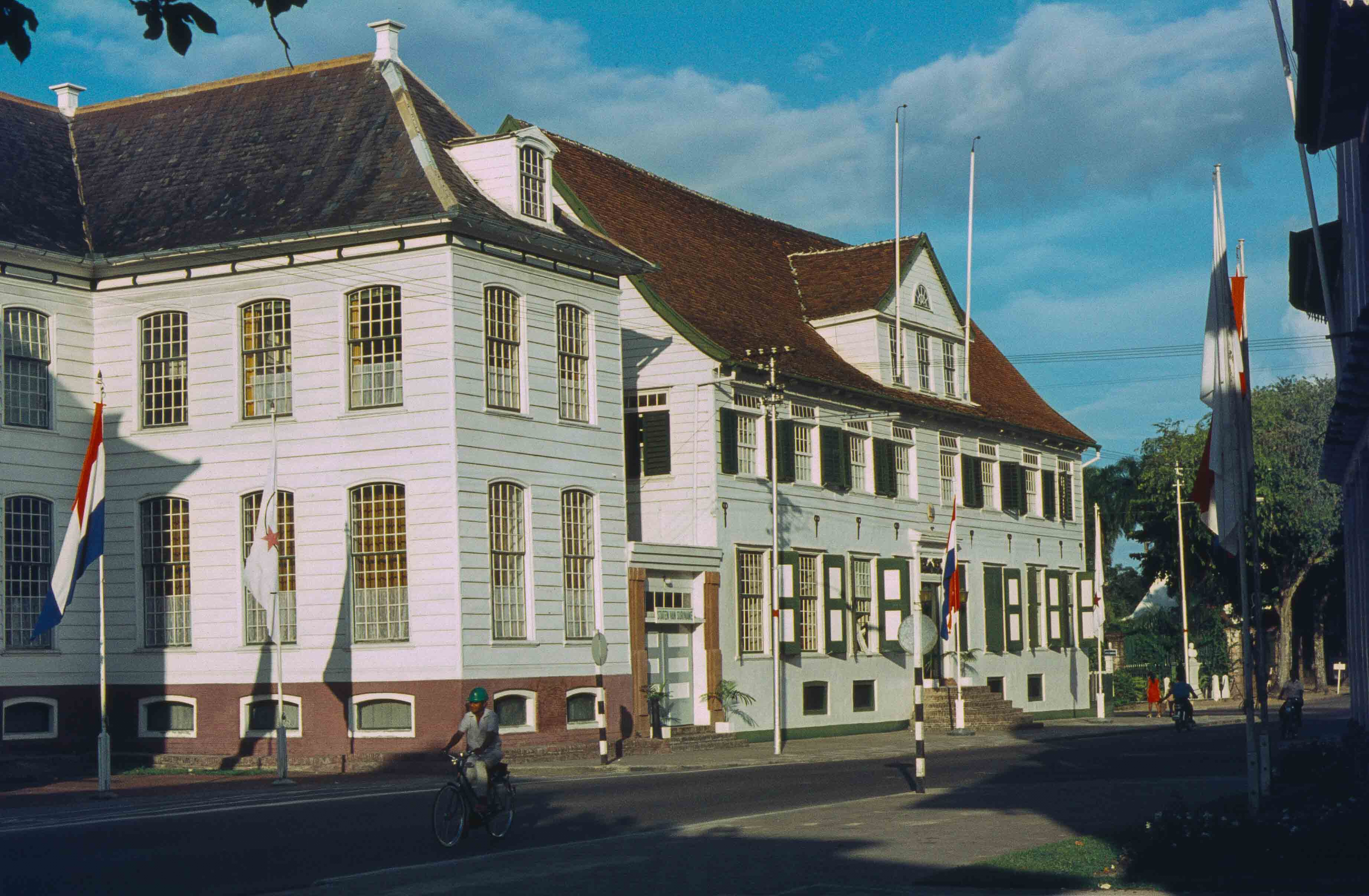154. Suriname