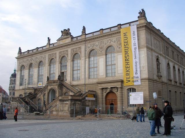 18. Verkehrsmuseum