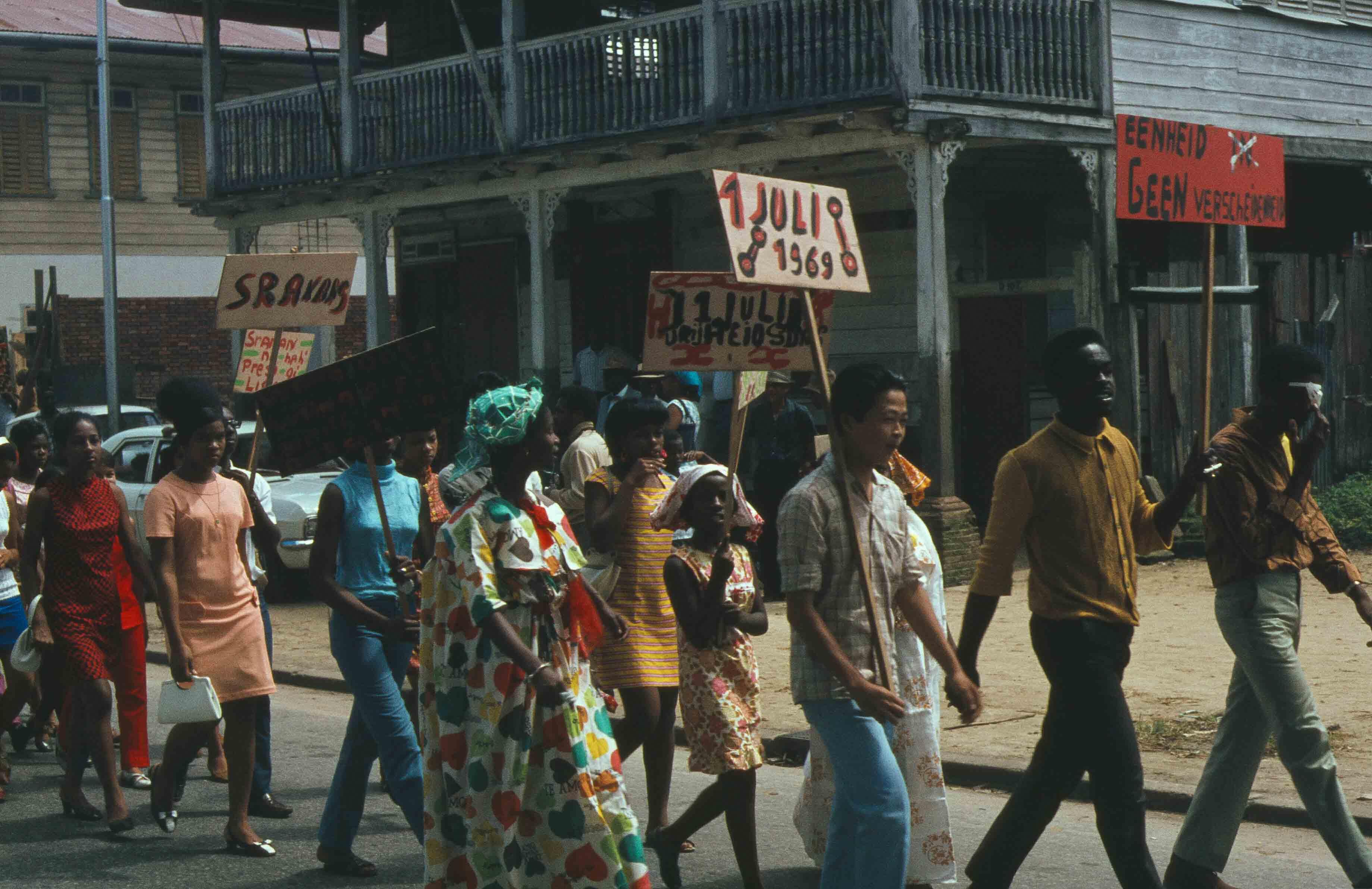 254. Suriname