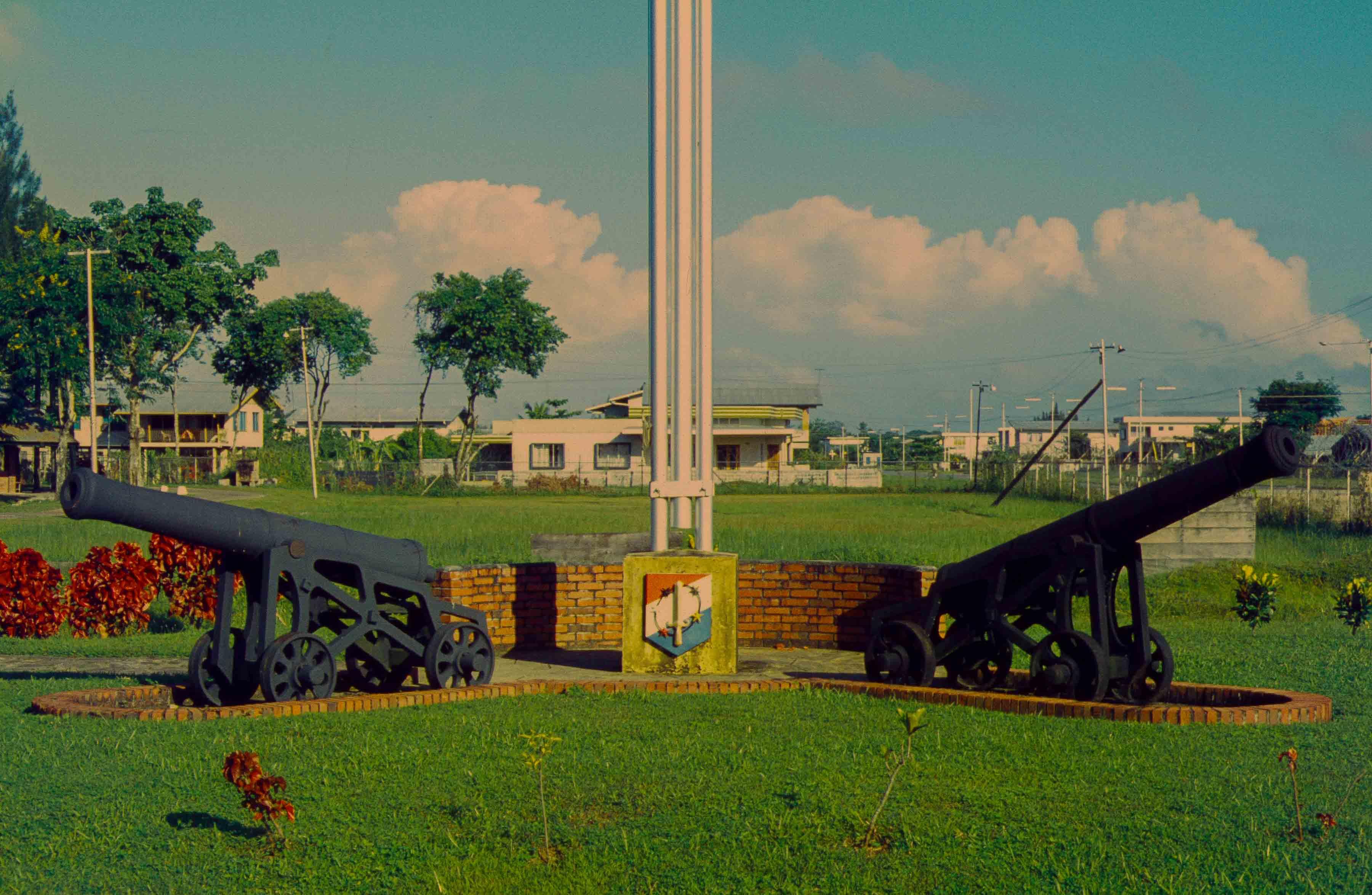 290. Suriname