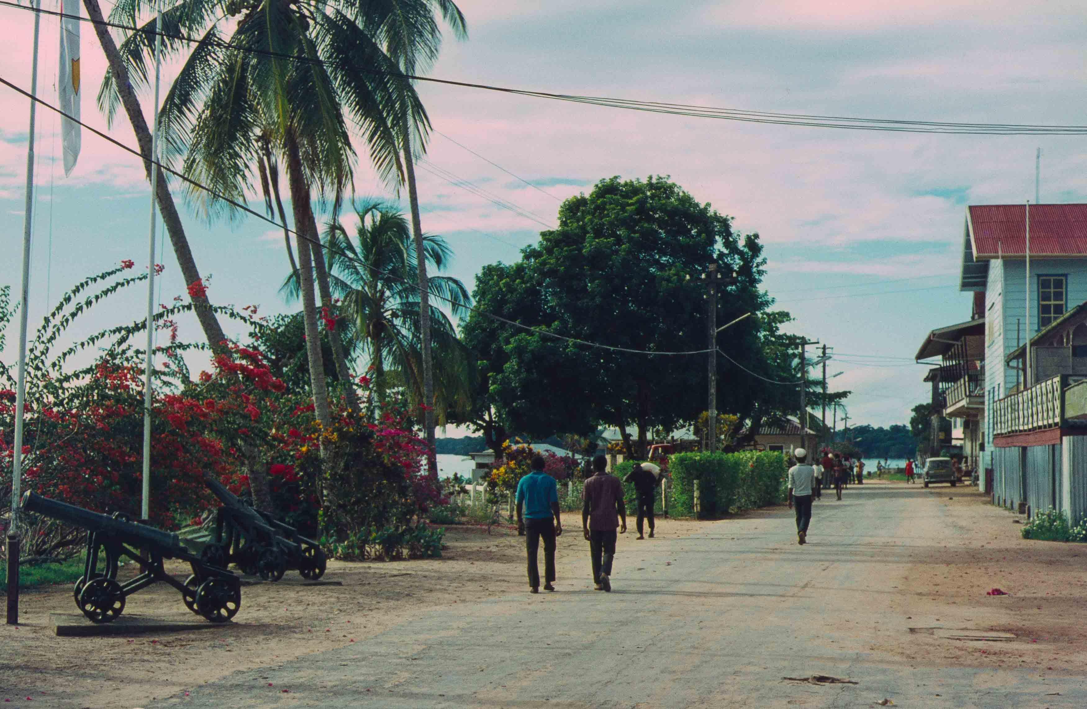 384. Suriname
