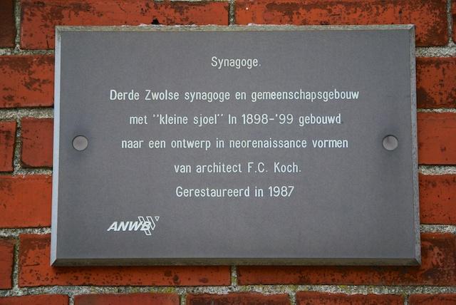 4. Info Synagoge