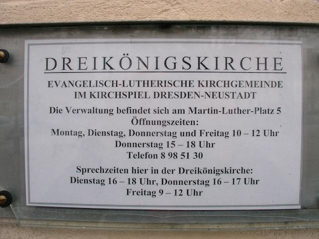 47. Dreikonigskirche