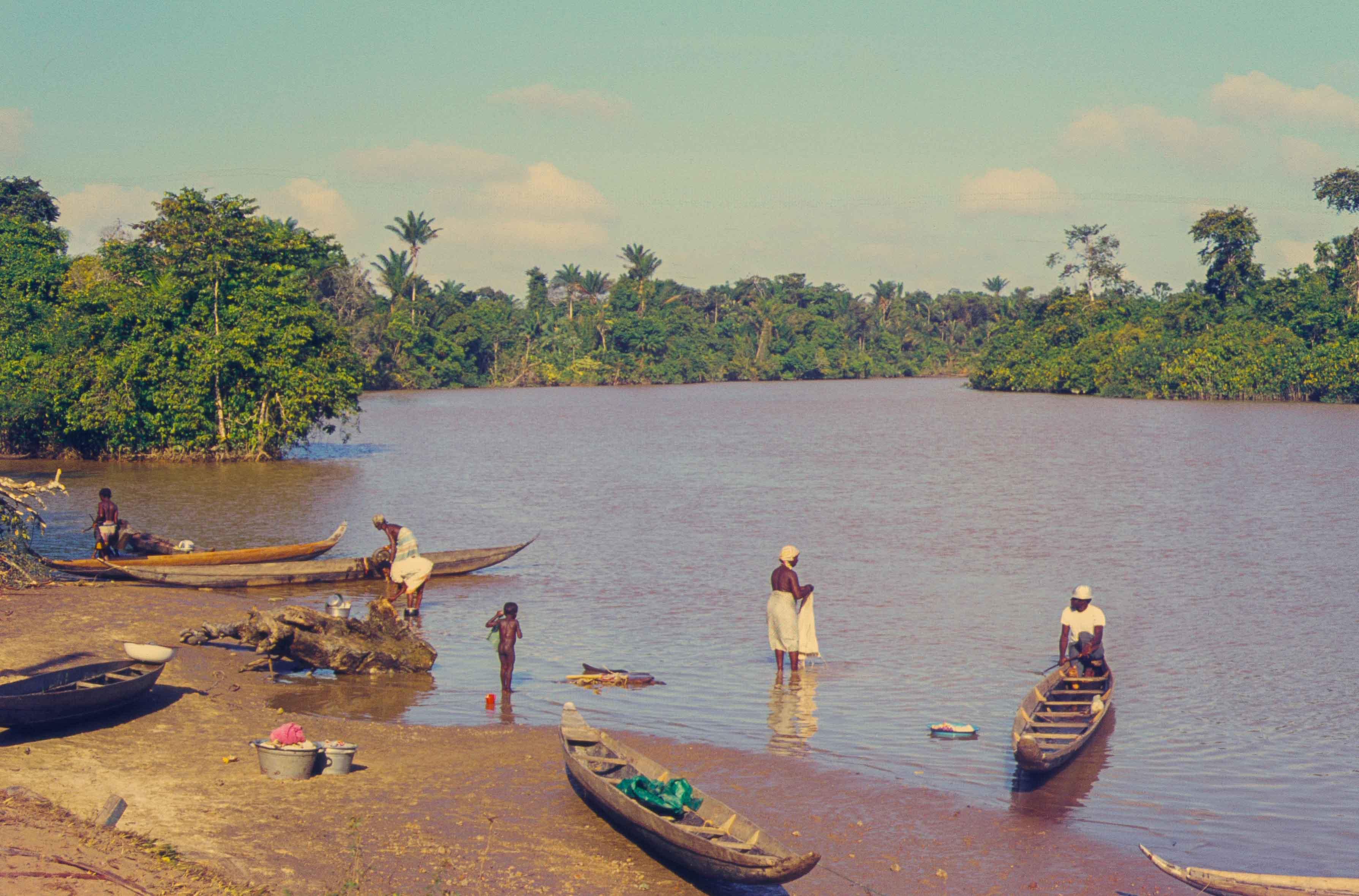 534. Suriname