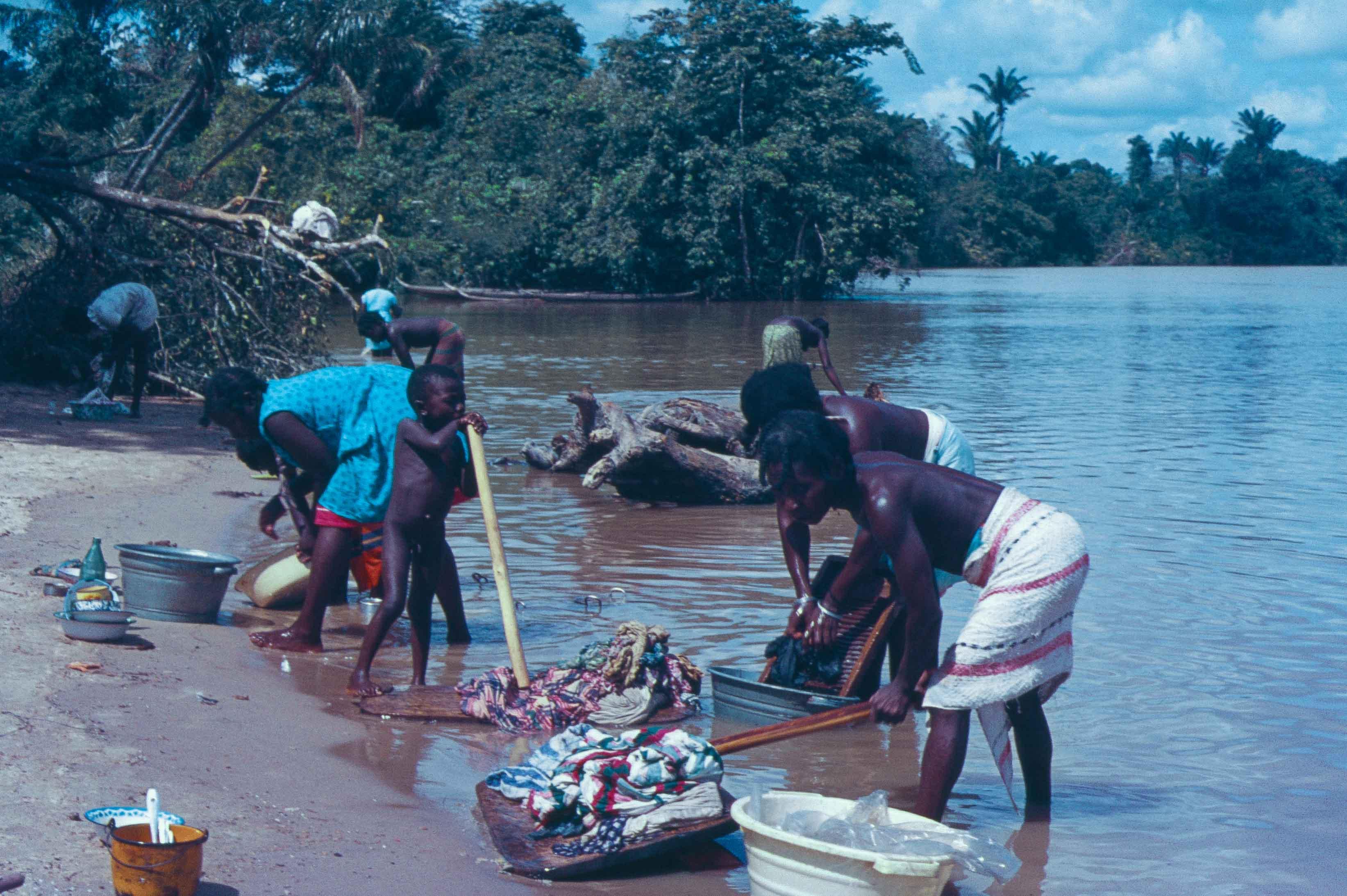 535. Suriname