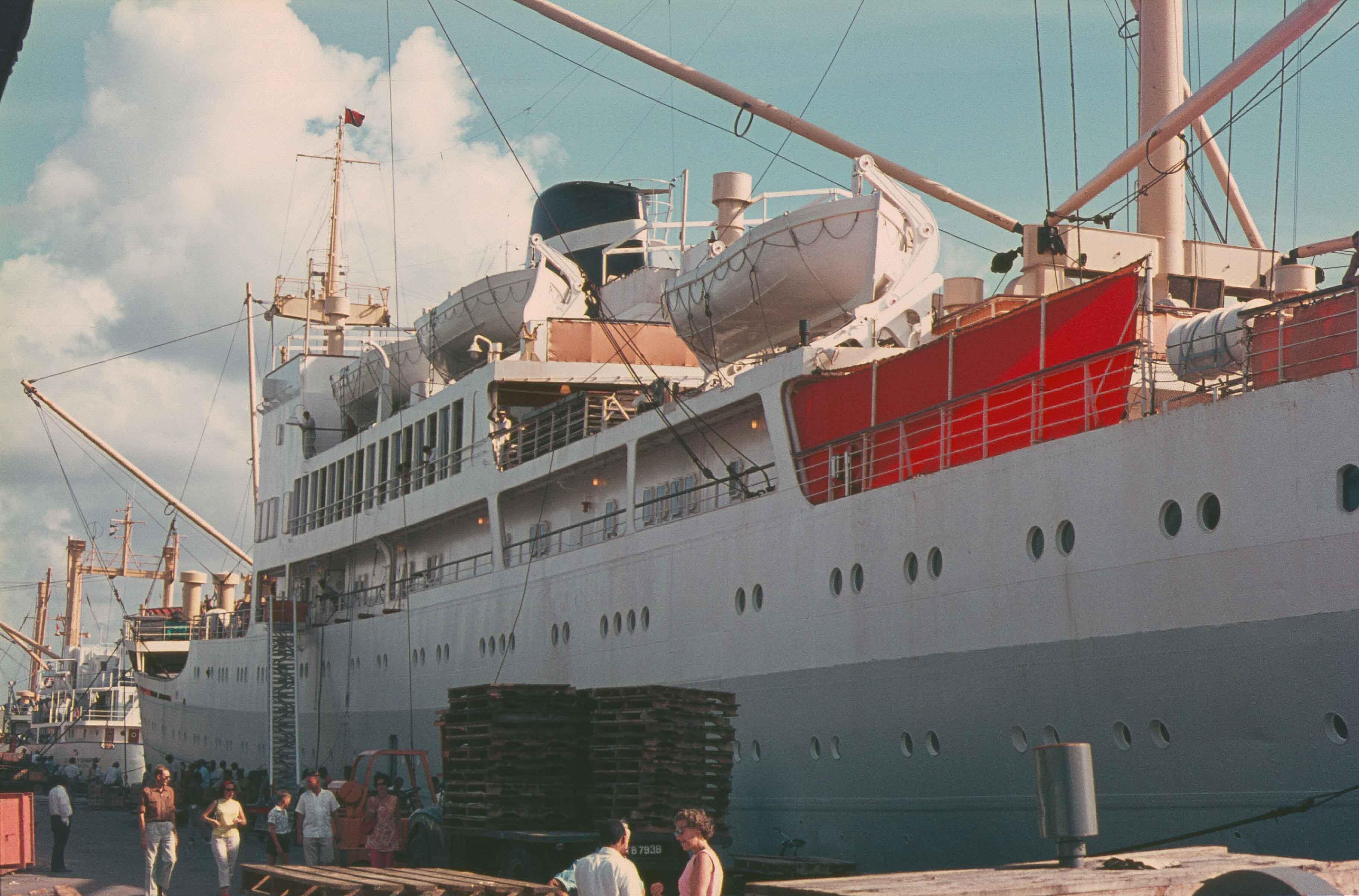 605. Suriname