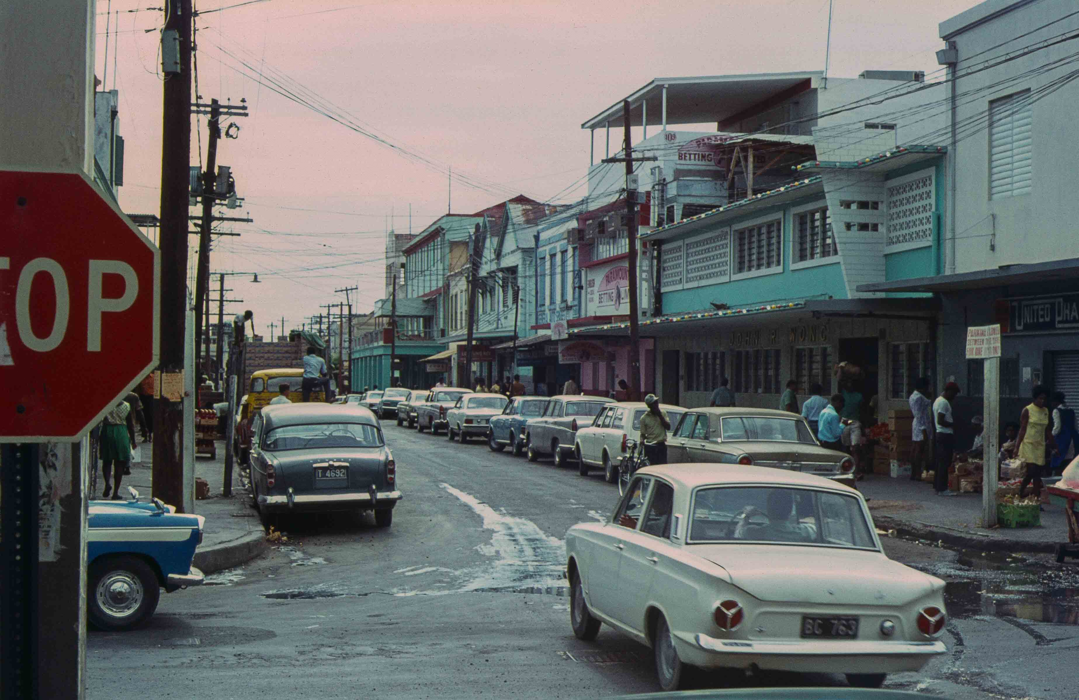 674. Suriname