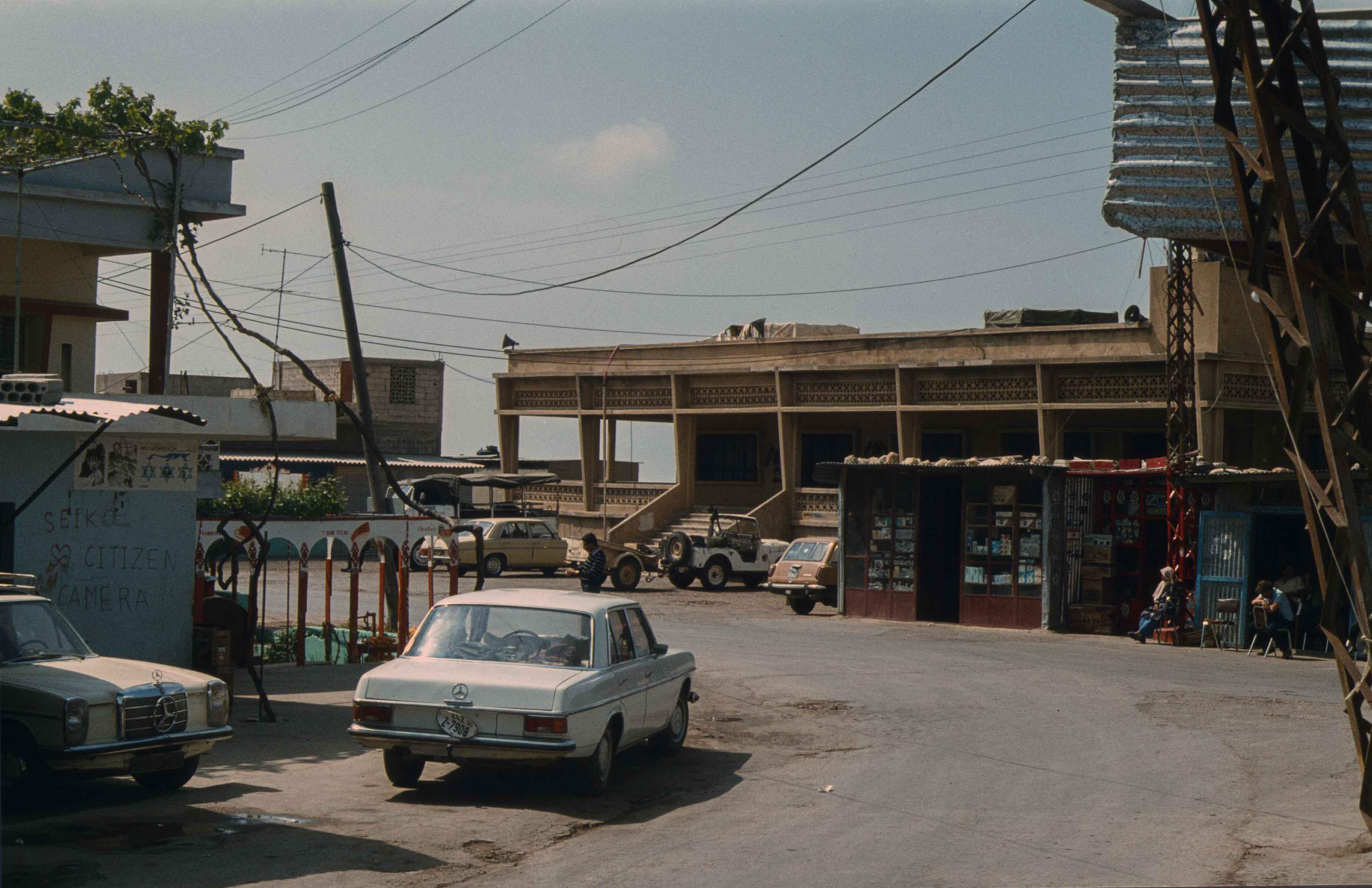 81. Libanon