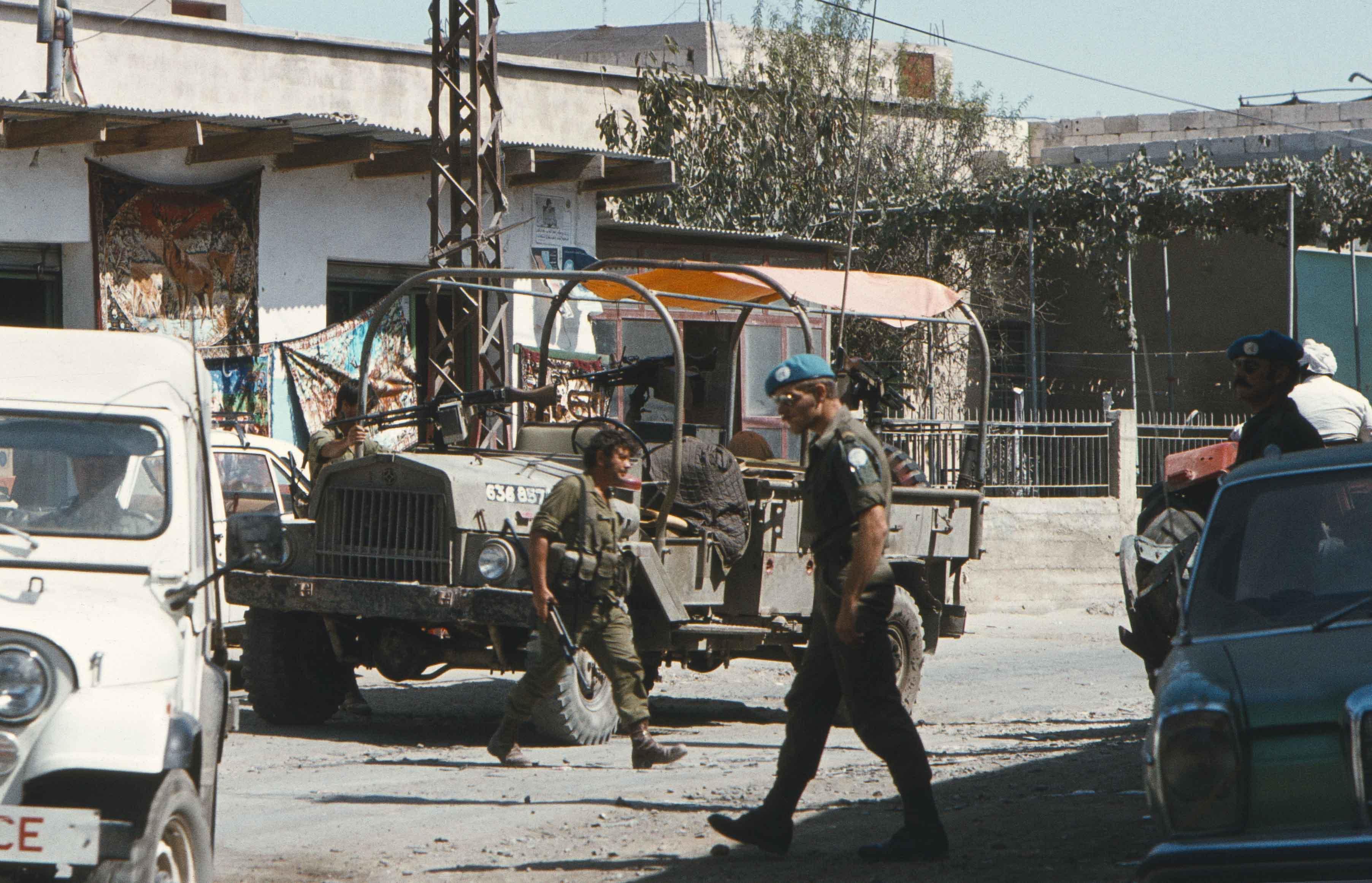 86. Libanon