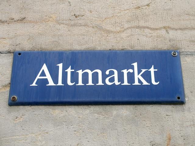 9. Altmarkt