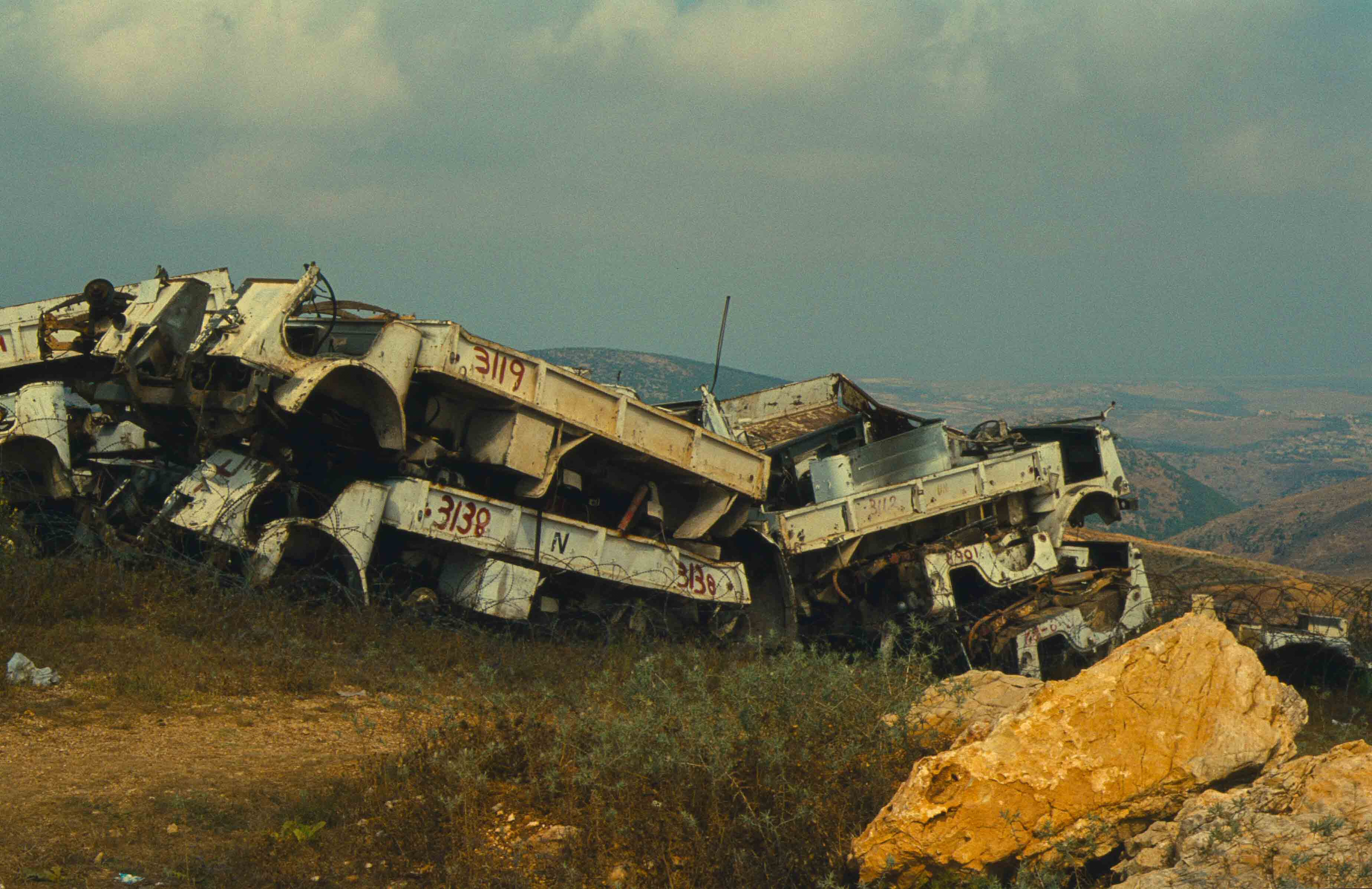 96. Libanon