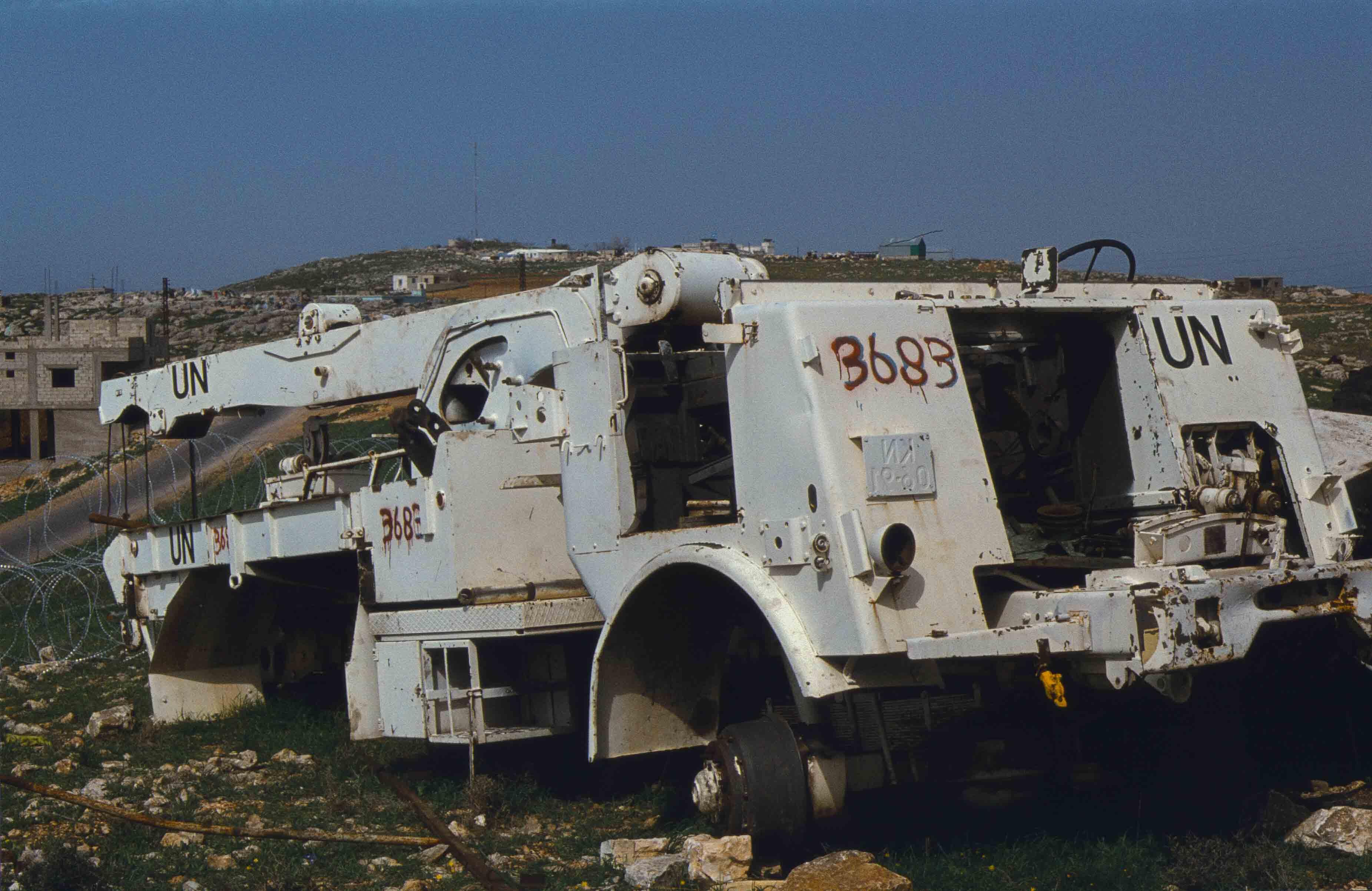 98. Libanon