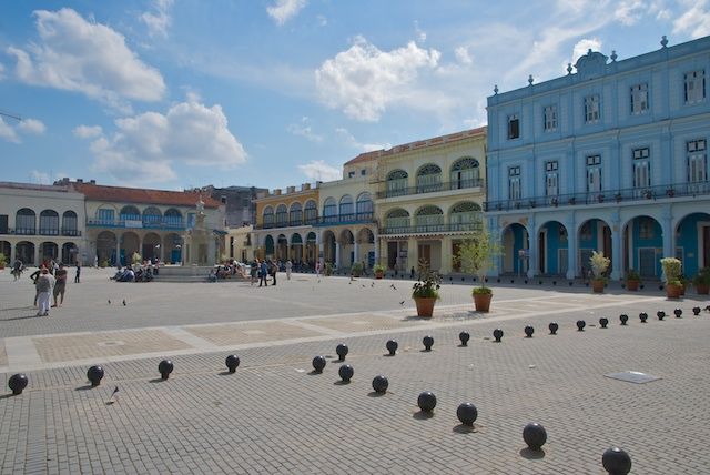077. Plaza Vieja