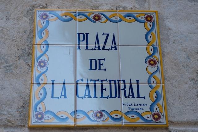 082. Plaza de la Catedral