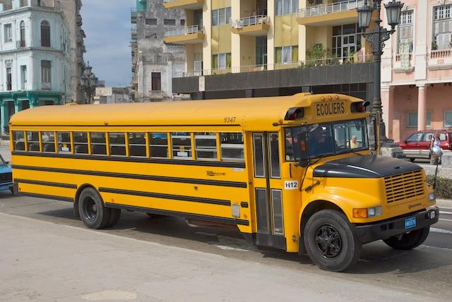 116. Schoolbus