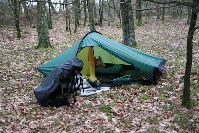 133. tent