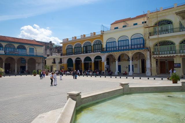139. Plaza Vieja