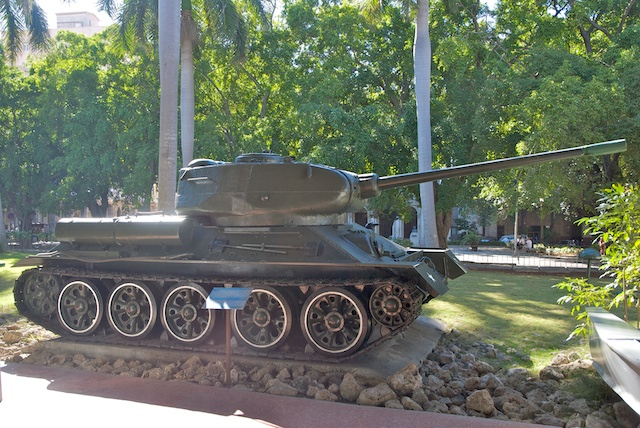 162. T-34 tank