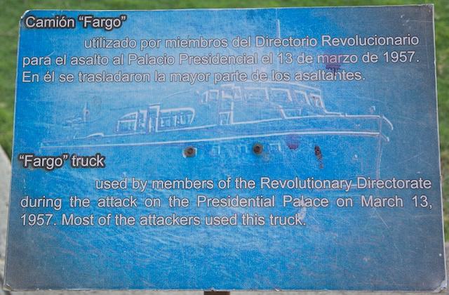 163. Fargo truck