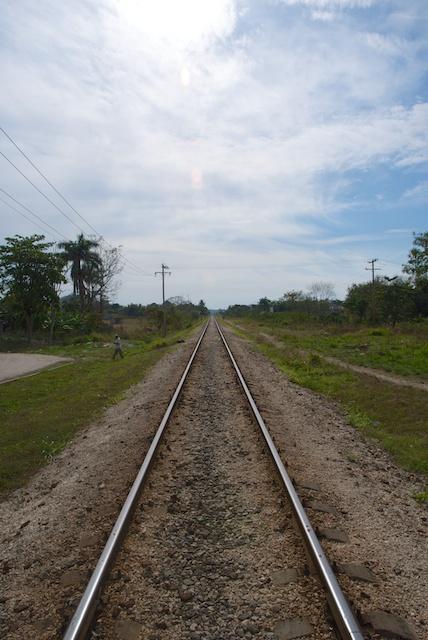 487. Spoorlijn